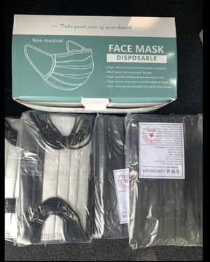 3box face mask for $20 for Sale in Monterey Park, CA