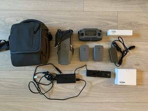 DJI Mavic 2 Pro with Accessories Combo (used once) for Sale in Glendale, CA