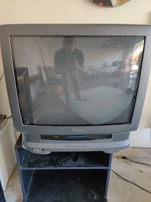 Old style panasonic tv for Sale in Fort Worth, TX