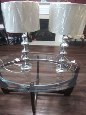 Two Lamps. Good condition. for Sale in Gainesville, VA