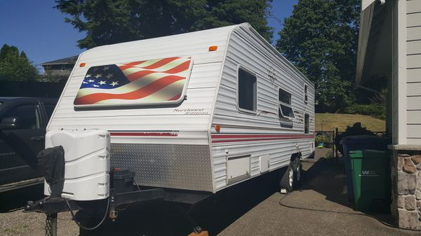 2001 Terry 24 ft Travel Trailer bunkhouse for Sale in ...