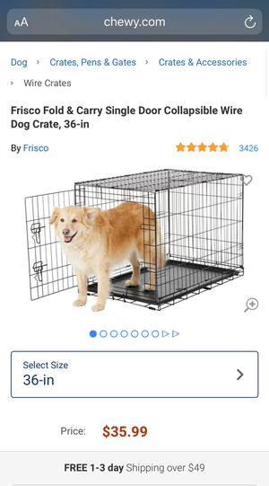 Brand new crate for Sale in Lutherville-Timonium, MD
