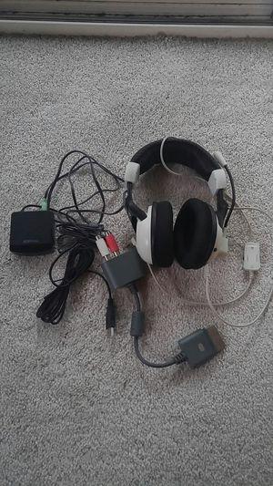 Earforce X31 Turtle Beach Headset Xbox 360 for Sale in Lynnwood, WA