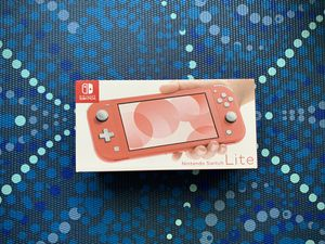 Brand New Sealed Nintendo Switch Lite (Coral) for Sale in Phoenix, AZ