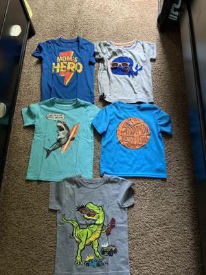 Size 5t toddler T-shirts for Sale in Salem, VA