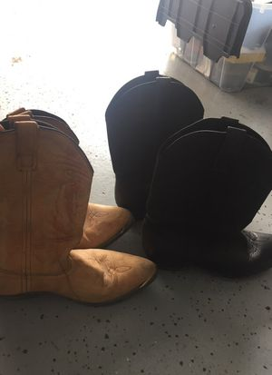 Women's Cowboy boots! for Sale in Dallas, TX