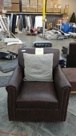 Leather chair for Sale in Ontario, CA