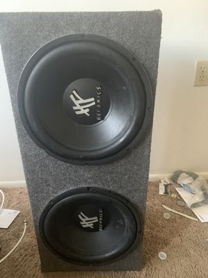 Hifonics Speaker for Sale in West Palm Beach, FL