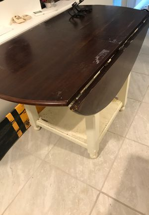 Folding Kitchen Table for Sale in Seattle, WA
