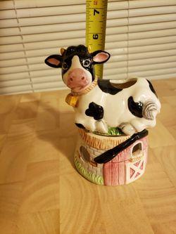 Ceramic Cow Simmer Pot for Sale in Manassas,  VA