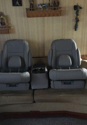 Classic truck seats and console for Sale in Harrisonburg, VA