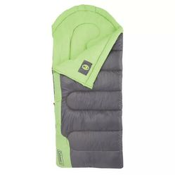 Coleman Raymer 40 Degree Sleeping Bag - Green/Gray --$15(New Condition) for Sale in Bothell,  WA