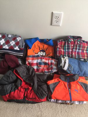 Boy clothes size 3T for Sale in Manassas, VA