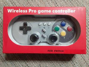 Wireless Pro game controller for Sale in Austin, TX