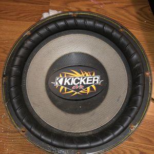 """Kicker Cvr 12"""" for Sale in Smyrna, TN"""