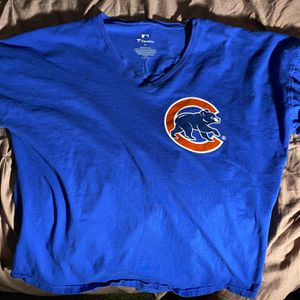 Chicago Cubs Baseball Oversized Jersey Shirt for Sale in Las Vegas, NV