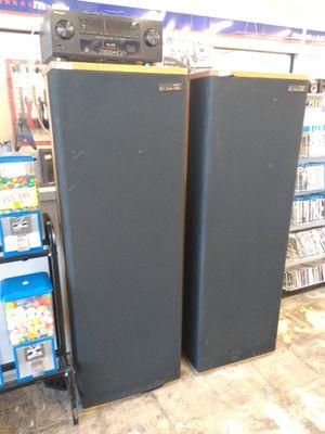 Polk audio speakers mega sound for Sale in Irving, TX