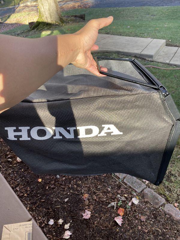 Honda catcher bag