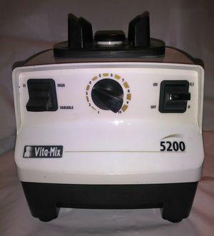 Vita-Mix 5200 Food Preparing Machine Blender for Sale in Seattle, WA