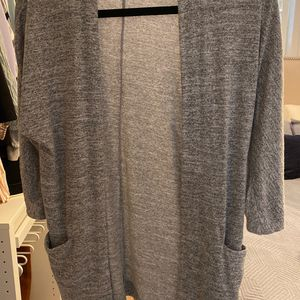 Aritzia Wilfred Free Grey Cardigan Size Xxs for Sale in Denver, CO