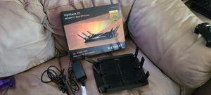 Netgear Nighthawk X6 AC3200 Router for Sale in Louisville, KY