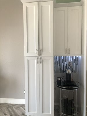 White Shaker Kitchen Cabinets for Sale in Lehigh Acres, FL