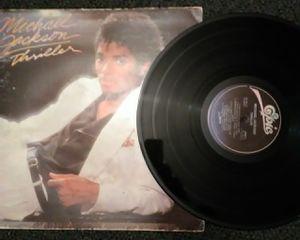 Michael Jackson Thriller Album Record Vinyl for Sale in Los Angeles, CA
