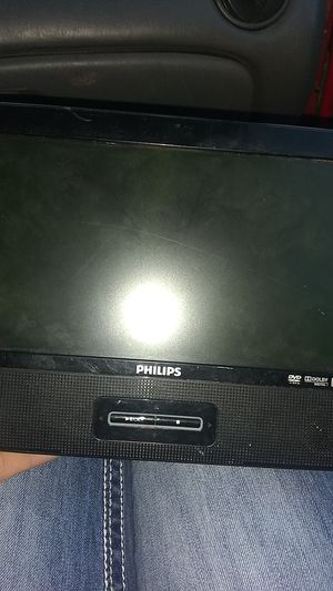 Portable car DVD player for Sale in Litchfield, IL