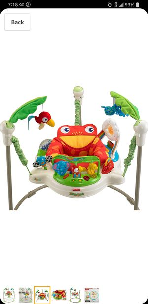 Fischer Price Jumperoo -- Like New Condition for Sale in Irving, TX