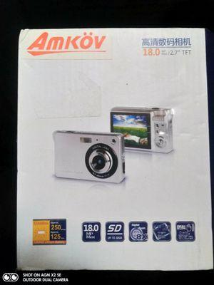 Amkov digital camera for Sale in Rancho Cucamonga, CA