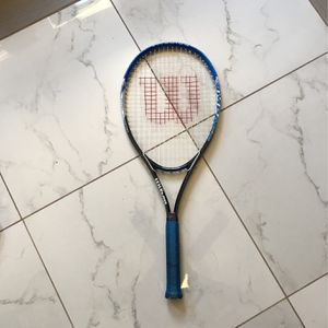 Wilso Tennis Racket for Sale in San Antonio, TX