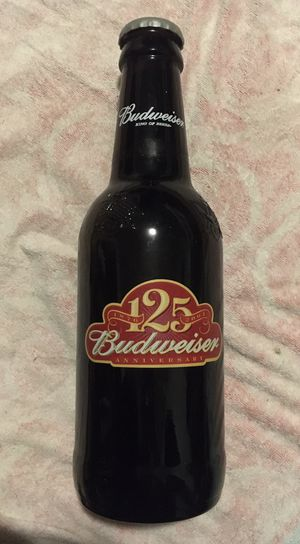 Collectable large glass bottle for Sale in Spring Hill, FL