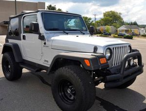 2003 Jeep Wrangler !! for Sale in Oakland, CA