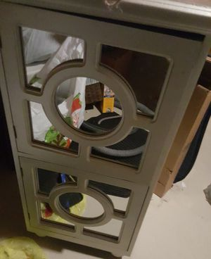 Farmhouse ruatic mirror cabinet shelf for Sale in Hebron, OH