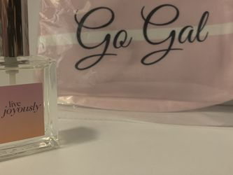 Go Gal Pink Mask W Perfume Live Joyously for Sale in Frisco,  TX