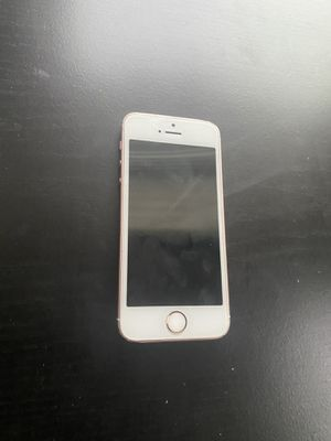 LOCKED IPHONE SE for Sale in Columbus, OH