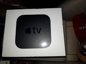 Apple TV 4K 64gb for Sale in Vancouver, WA
