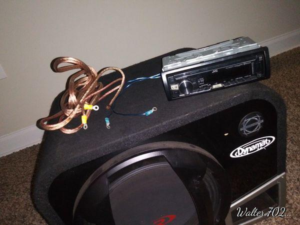 high-voice audio equipment