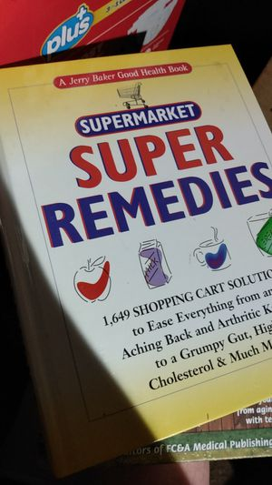 Supermarket super remedies for Sale in Sacramento, CA