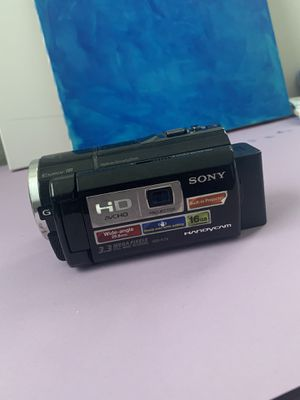 Sony HDR-PJ10 Full HD camcorder for Sale in Hayward, CA