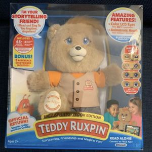 Teddy Ruxpin Exclusive Edition Brand New for Sale in Port Richey, FL