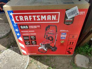 Craftsman pressure washer for Sale in Livingston, CA
