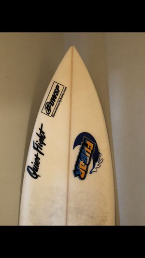 Quiet flight surfboard for Sale in Orlando, FL
