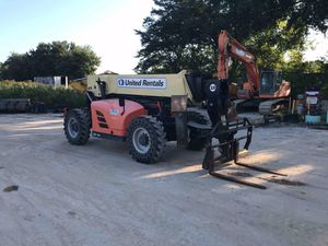 2013 JLG G10-55A Reach Forklift for Sale in West Palm Beach, FL