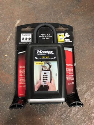 Master Lock SafeSpace #5422D for Sale in Tacoma, WA