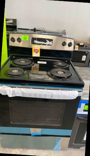 GE JB258RM2SS electric stove 🤯🤯🤯 EB8 for Sale in Riverside, CA