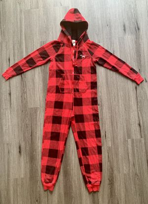 VICTORIA SECRETS PINK HOODED ONE PIECE PAJAMAS XS for Sale in Lancaster, OH