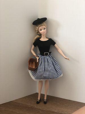 2012 France Barbie Doll, No Passport or Certificate for Sale in El Dorado Hills, CA