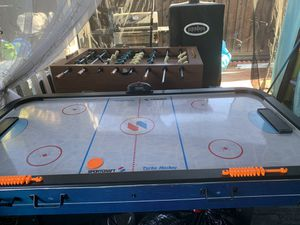 Hockey and foosball for Sale in San Jose, CA