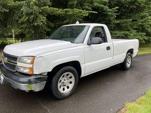 2007 Chevy Silverado 4.3 v6 Automatic for Sale in Vancouver, WA